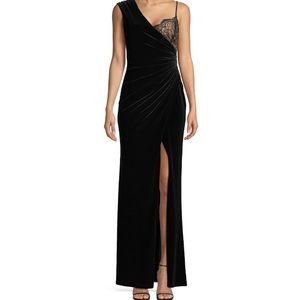 Gorgeous Worn Once BCBG NEW Season Velvet Gown